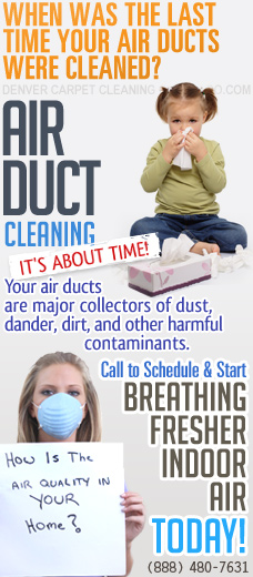 HVAC & air duct cleaning